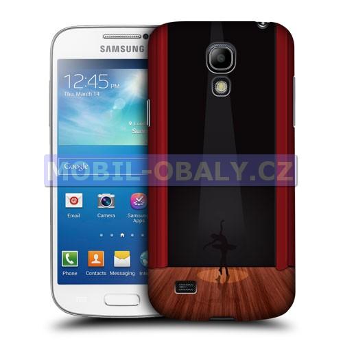 HEAD CASE pouzdro na mobil Samsung galaxy S4 mini taneční téma balet