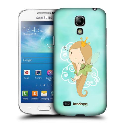 HEAD CASE pouzdro na mobil Samsung galaxy S4 mini malá lesní princezna