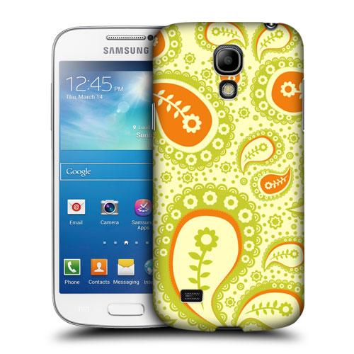 HEAD CASE pouzdro na mobil Samsung galaxy S4 mini zelené slzy