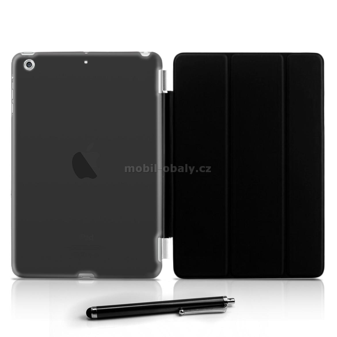 Magnetické pouzdro na tablet Apple iPad Air černá barva +fólie zdarma 06b34cd4d12