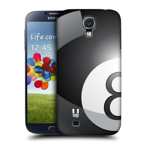 HEAD CASE pouzdro na mobil Samsung galaxy S4 sport koule kulečník