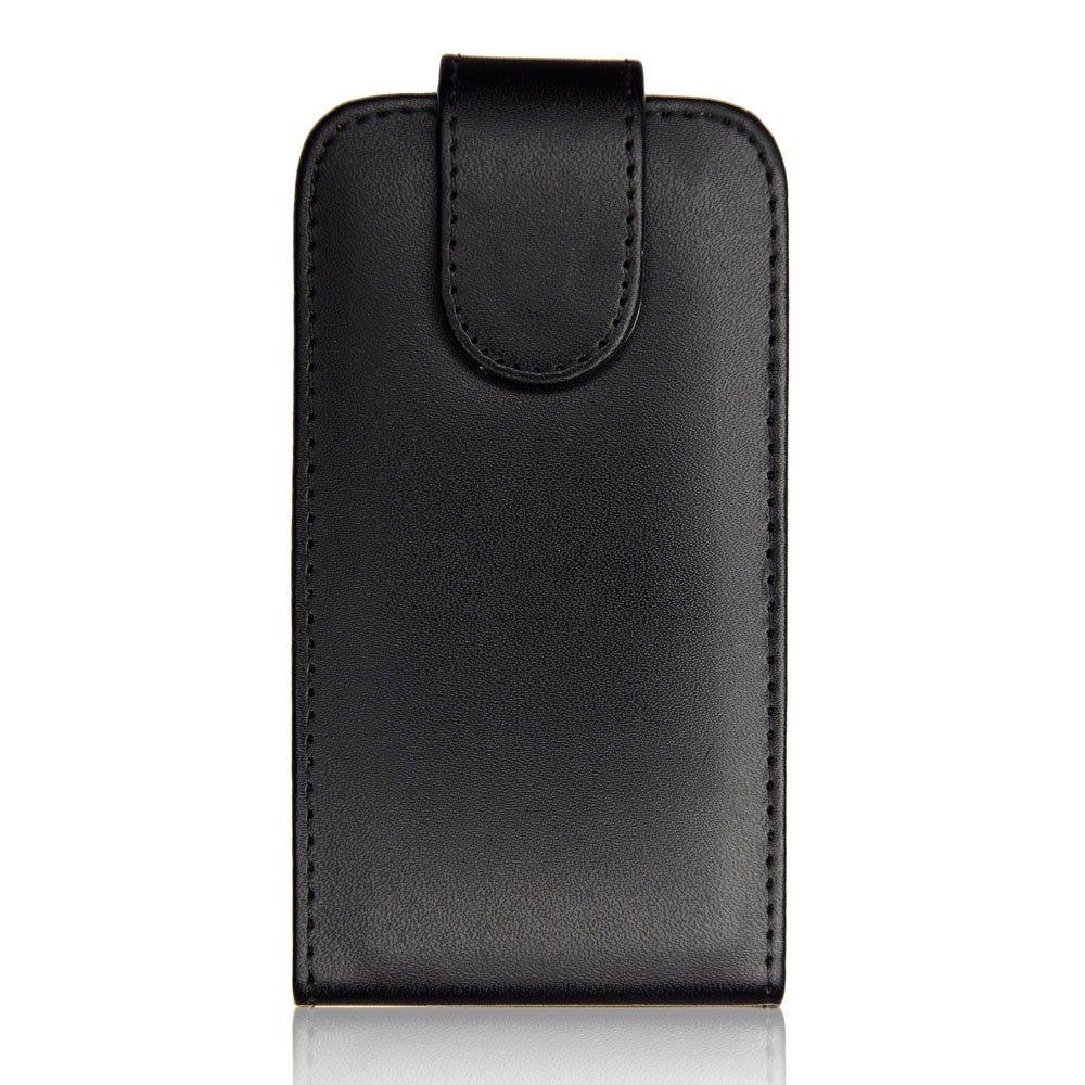 obal na mobil HTC windows phone 8S pouzdro flip černá barva