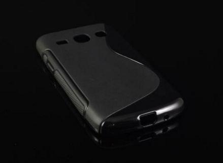 Obal S-line silikon Samsung Galaxy Star 2 PLUS černý silikon