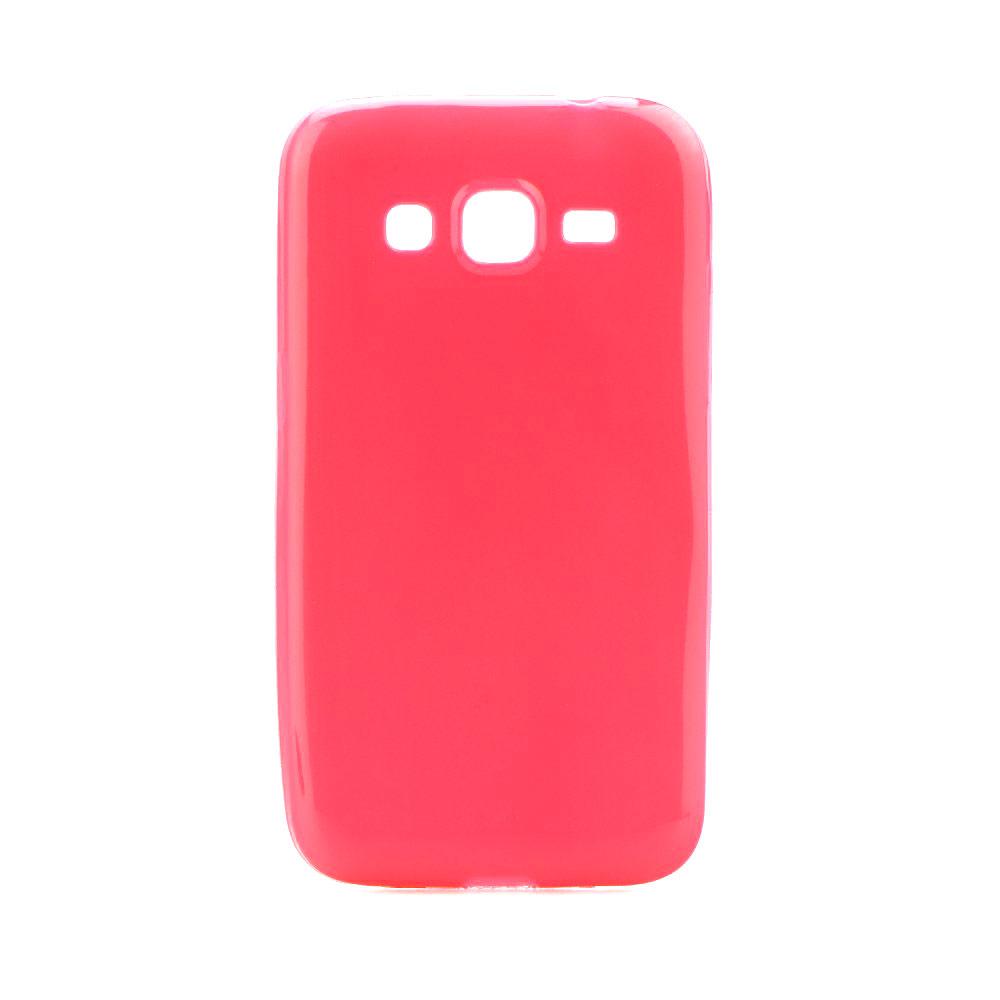 Silikonový obal Jelly na mobil Samsung Galaxy J5, J500, (J5 DUOS) růžový odstín