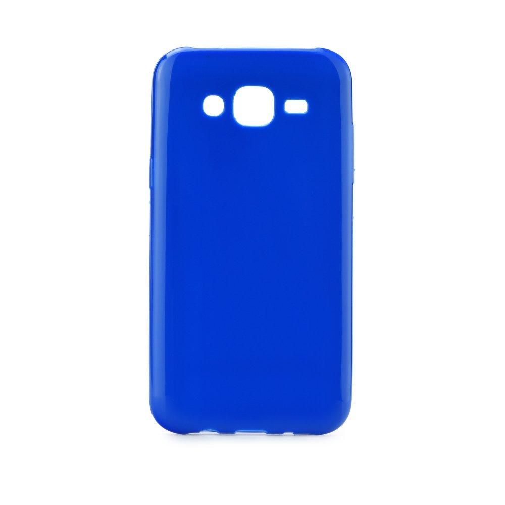 Silikonový obal Jelly na mobil Samsung Galaxy J5, J500, (J5 DUOS) modrý odstín