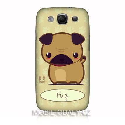 HEAD CASE Obal Samsung Galaxy i9300 S3 zvířátko pejsek