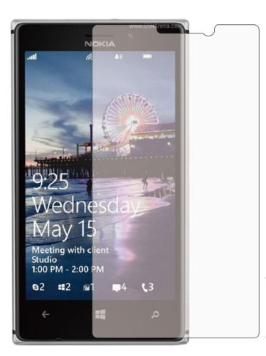 Ochranná fólie na mobil Nokia Lumia 925 přední displej
