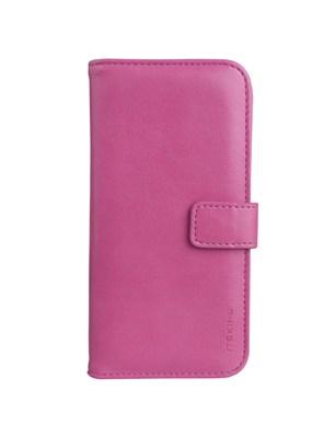 Fotografie Pouzdro, obal itSkins wallet book na mobi Samsung Galaxy S4 růžová světlá barva