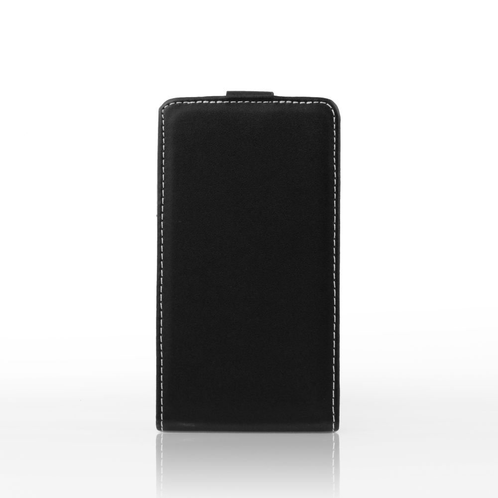 Forcell Pouzdro na mobil Samsung Galaxy Ace 4 G357 kožený flip magnetický luxury