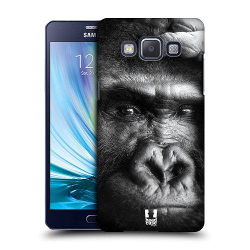 HEAD CASE plastové pouzdro na mobil Samsung Galaxy A5 foto zvíře gorila
