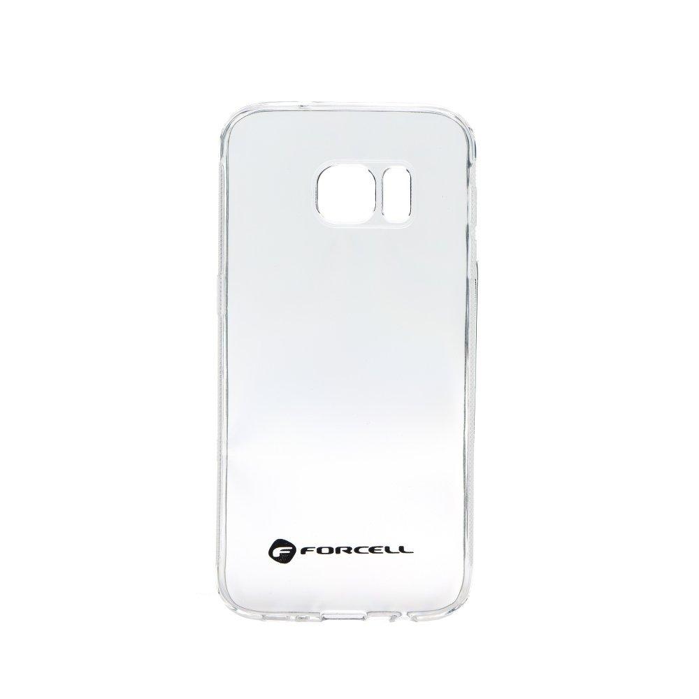 Obal Samsung Galaxy S8 průhledný Forcell clear case silikon