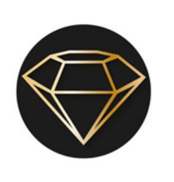 Držák na mobil samonalepovací diamant