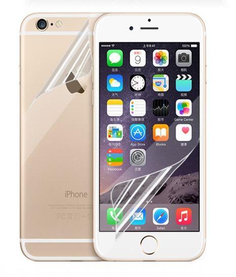 Ochranná fólie na mobilní telefon Iphone 6 full body (přední i zadní)