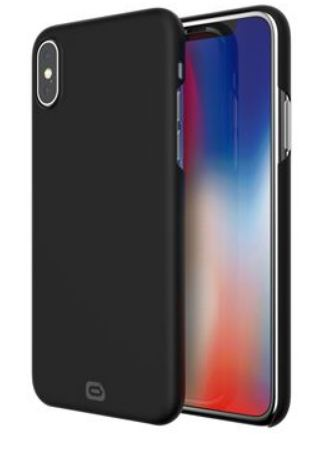 Obal Apple Iphone X / XS Odzu Crystal Thin Case - černý