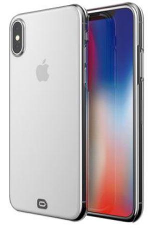 Obal Apple Iphone X Odzu Crystal Thin Case - průhledný