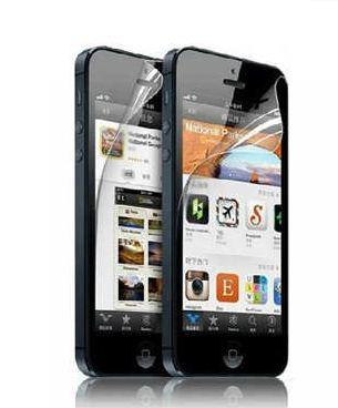 Ochranná fólie STANDARD na mobilní telefon Apple Iphone 5/5S přední displej