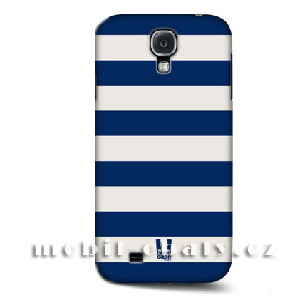 HEAD CASE pouzdro na mobil Samsung galaxy S4 modrá bílá námořník