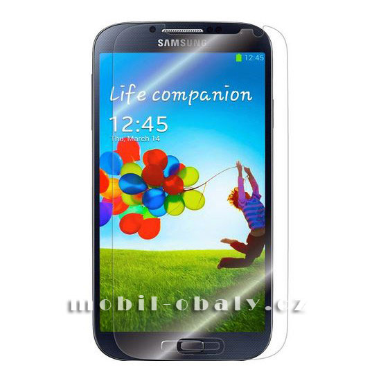 Ochranná fólie na mobilní telefon Galaxy S4 i9505 přední fólie