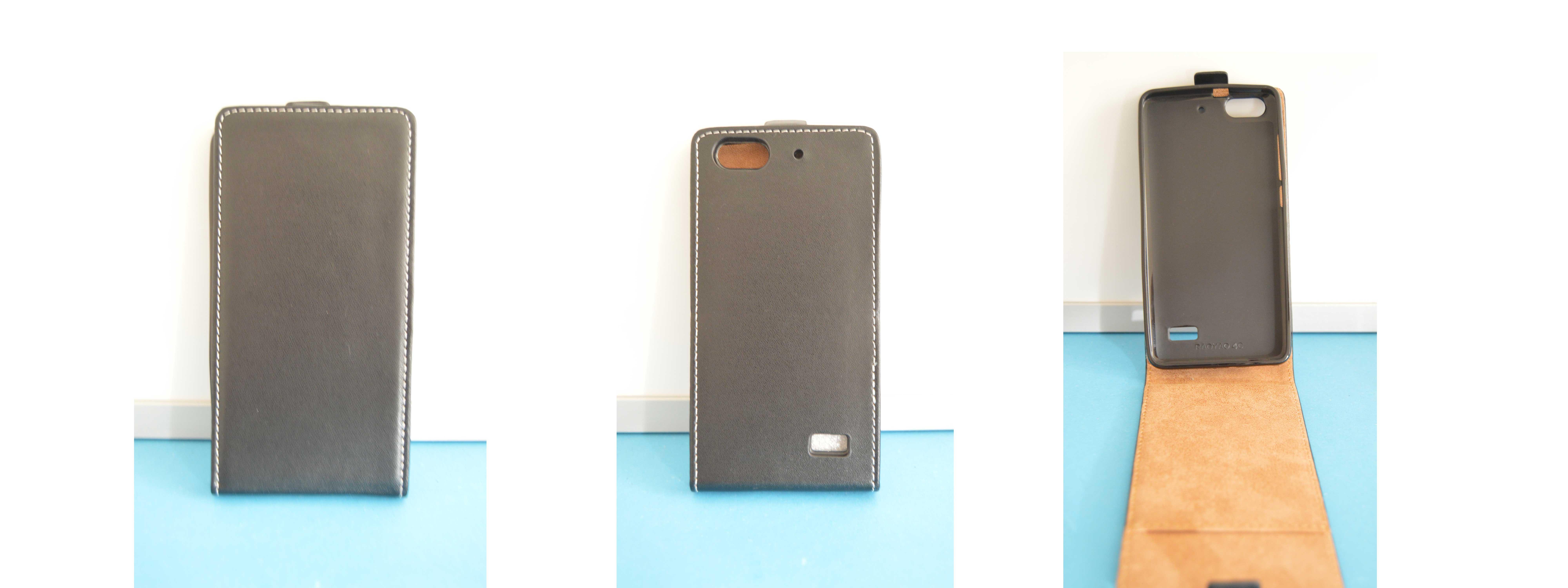 Forcell Pouzdro na mobil HUAWEI HONOR 4C umělá kůže flip magnetický empty a4c16cc8a32