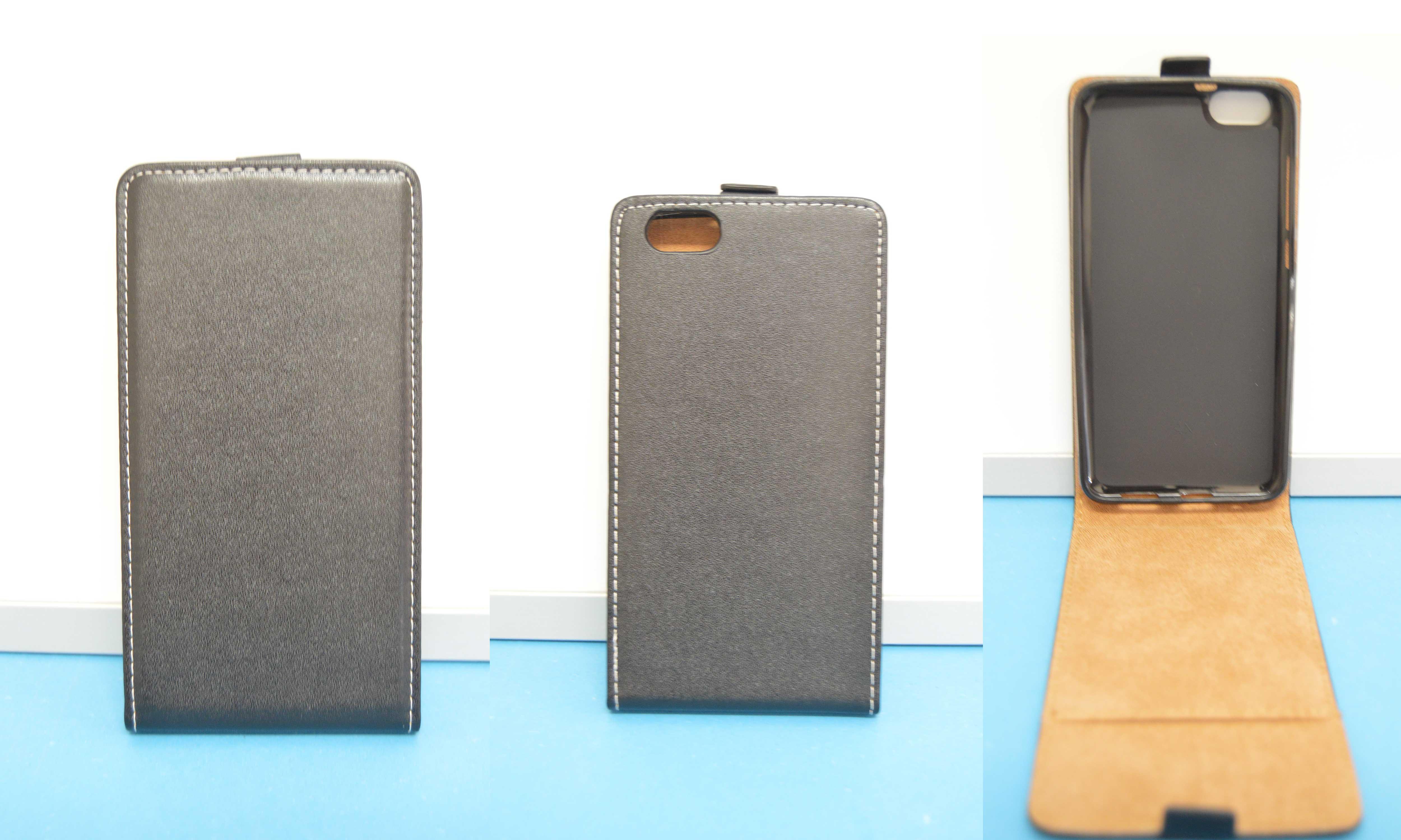 Forcell Pouzdro na mobil HUAWEI HONOR 4X umělá kůže flip magnetický empty f29a4183836