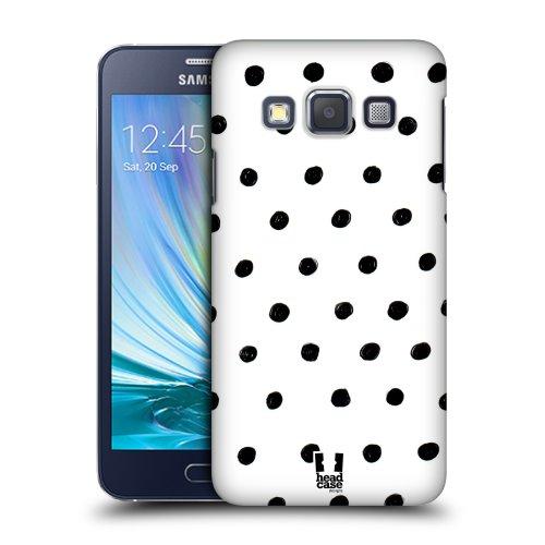 9566cd534 HEAD CASE plastové pouzdro na mobil Samsung Galaxy A3 cik cak tečky ...