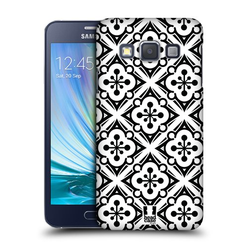 415b7d10a HEAD CASE plastové pouzdro na mobil Samsung Galaxy A3 cik cak vločky