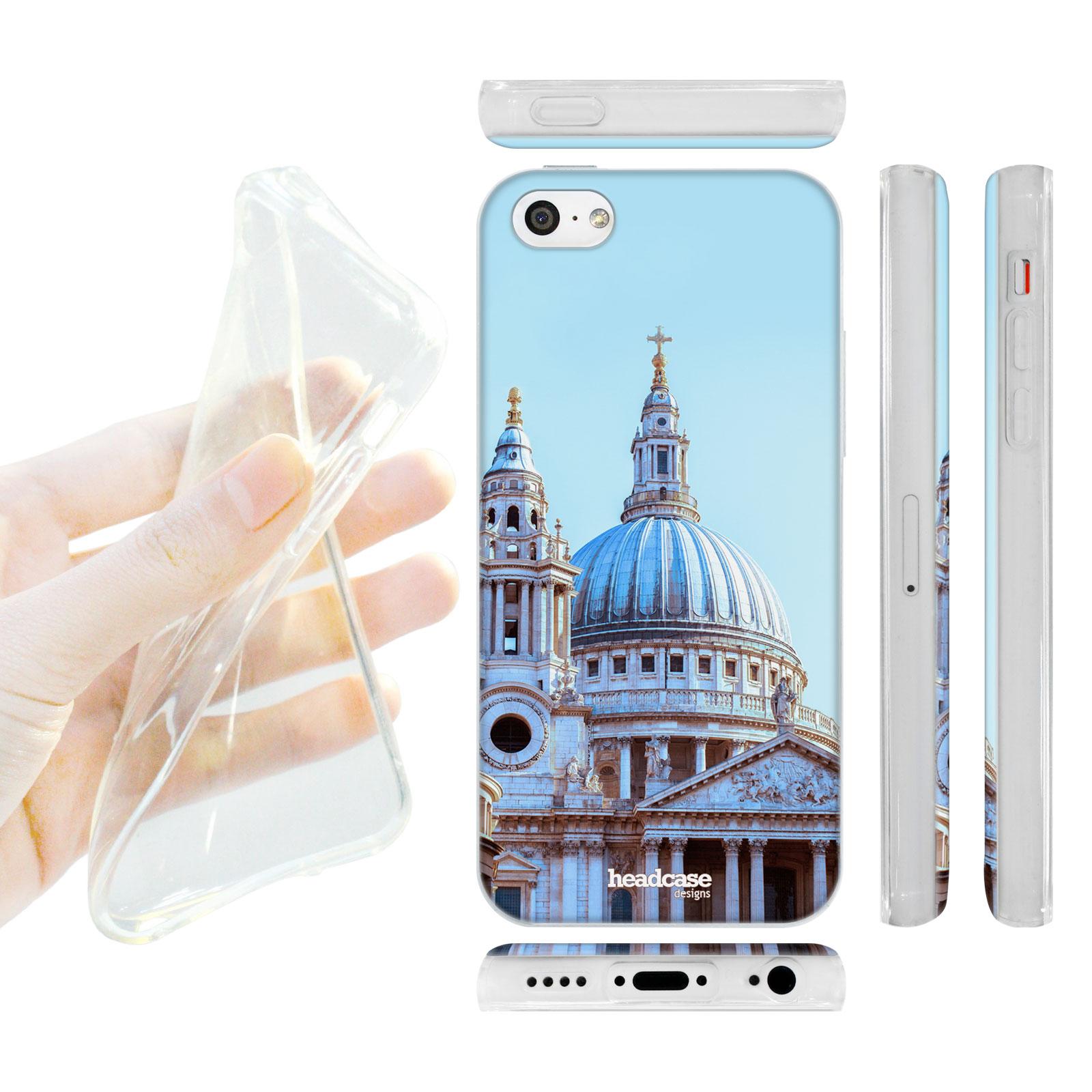2f201bbb0 HEAD CASE silikonový obal na mobil Iphone 5C krásná místa Katedrála svatého