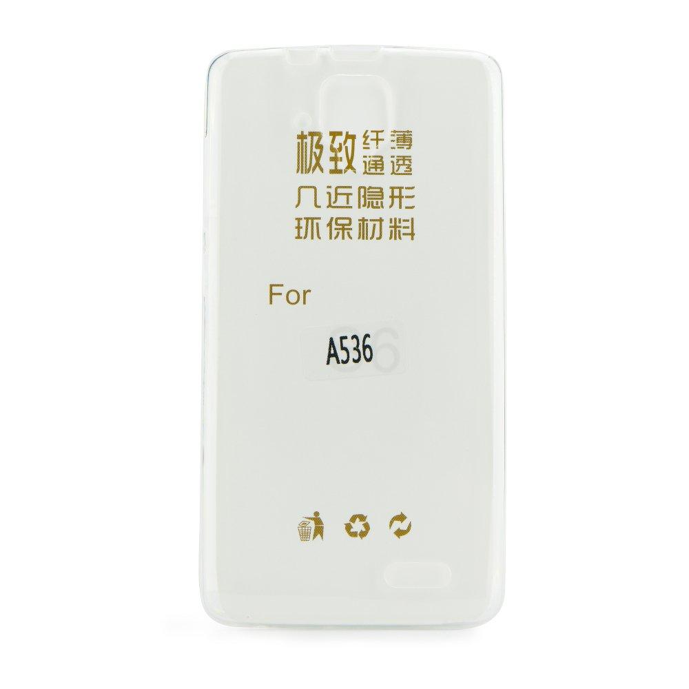 Ultra tenký obal na mobil Lenovo A536 empty 5cd75a625fd